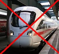 ICE Stuttgart-Zürich eingestellt