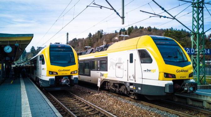Bessere Verbindungen auf Rems- und Residenzbahn